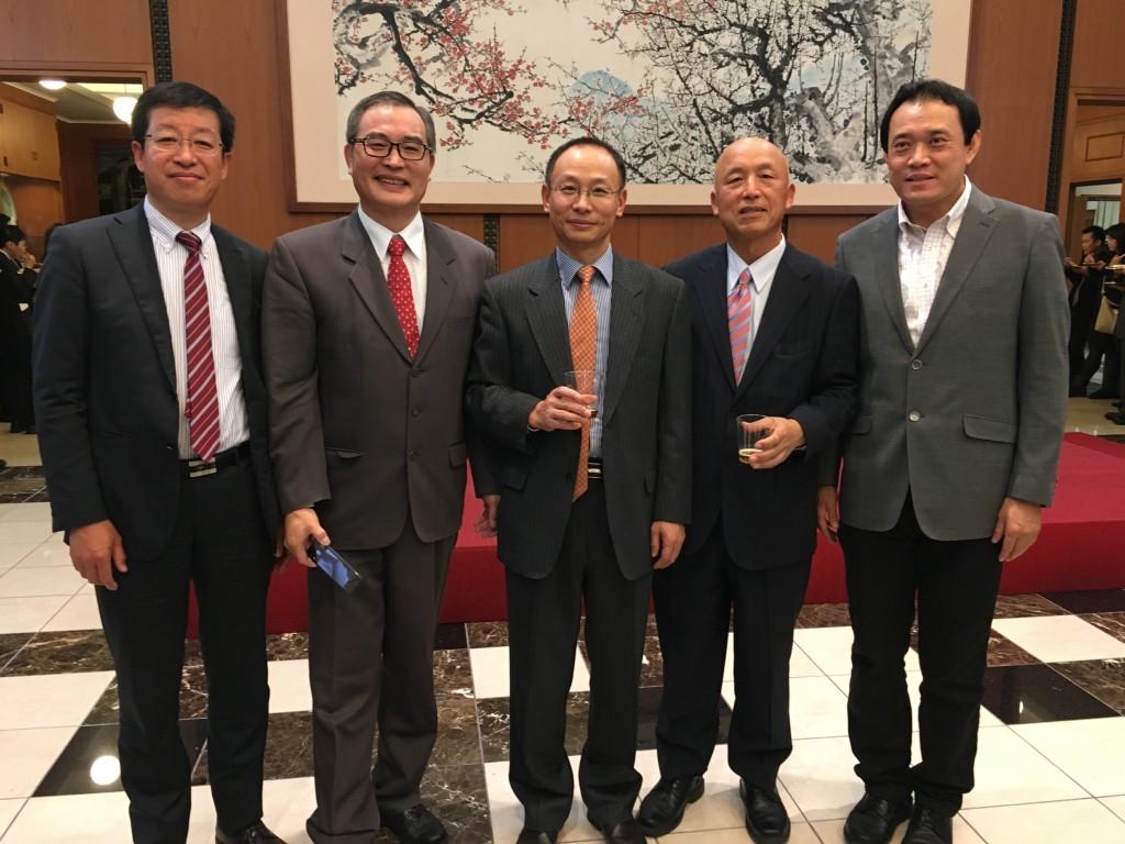 中国大使館の2016年華僑華人新春招待会4